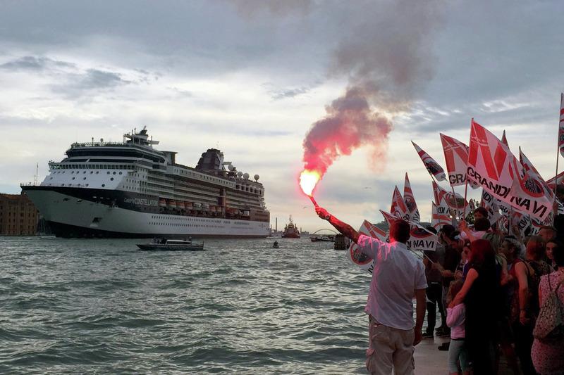 Documentaire Venise, Barcelone, Dubrovnik : les ravages du tourisme de masse