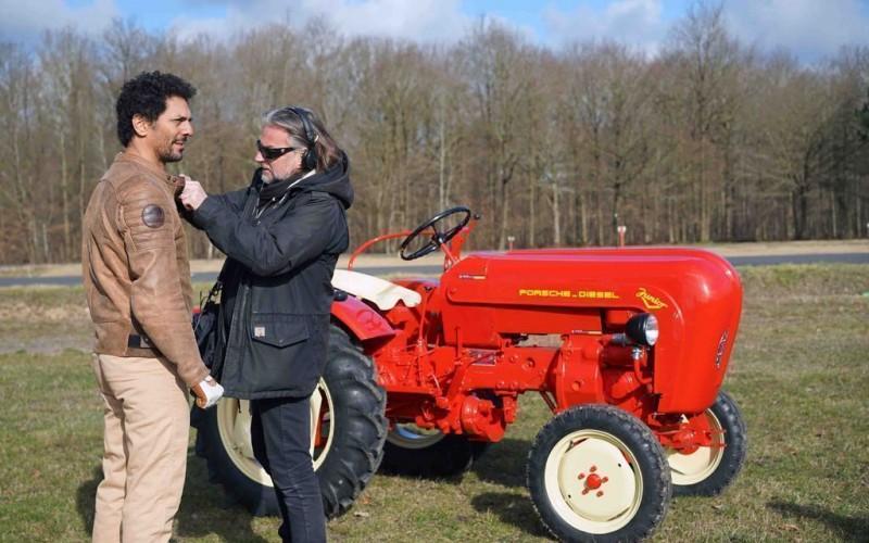 Documentaire Vintage mecanic – Le tracteur Porsche