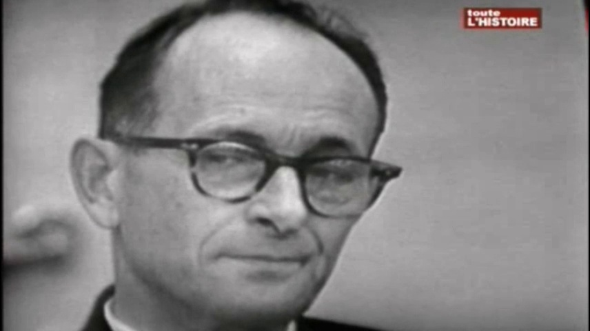 Documentaire Adolf Eichmann