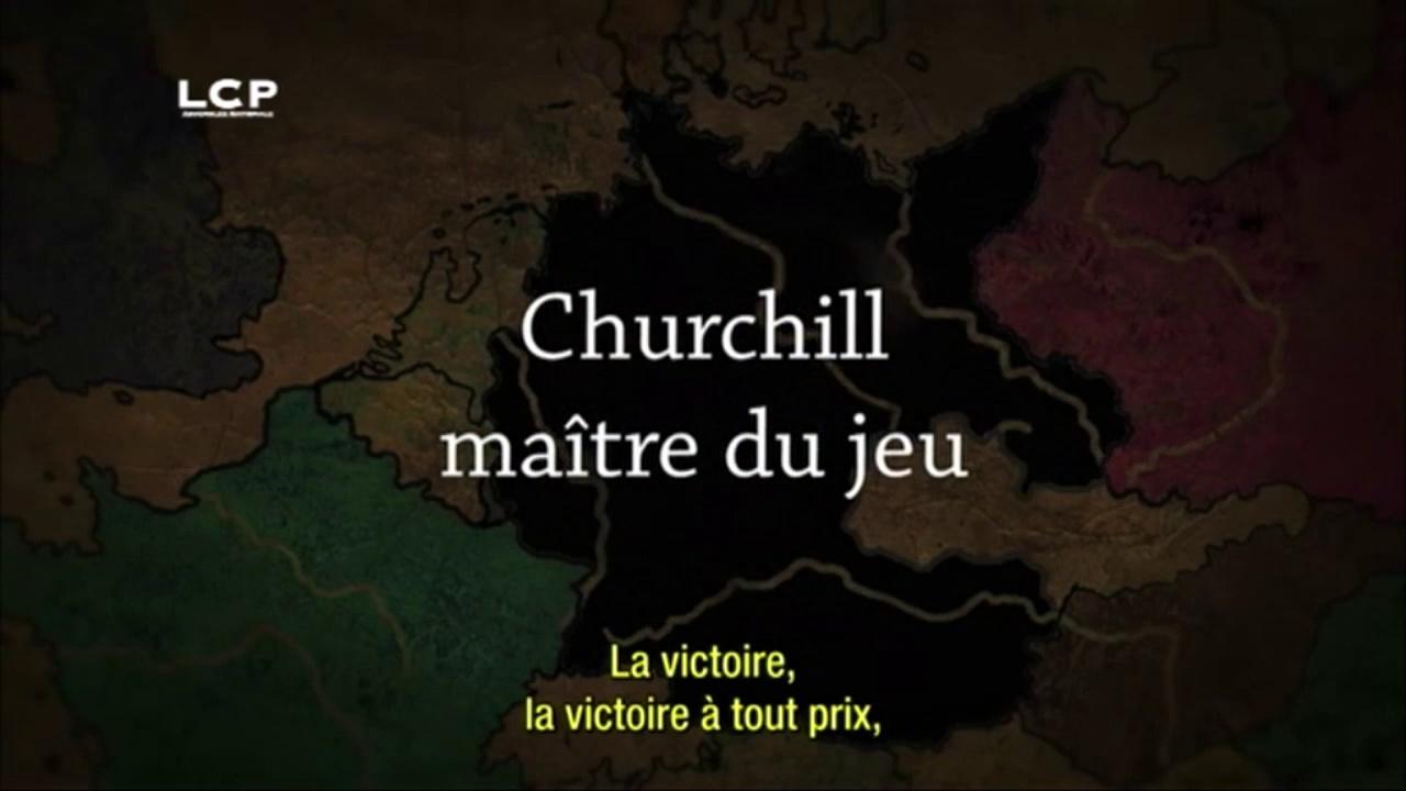 Documentaire Churchill, maître du jeu #1