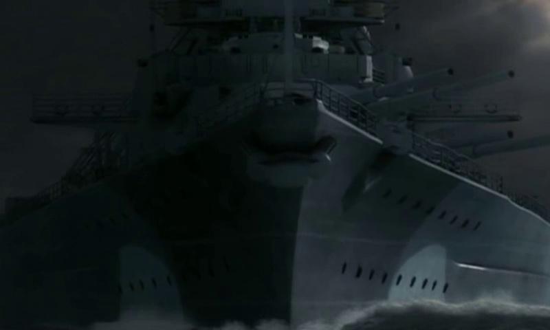 Documentaire Expédition Bismarck (1/2)