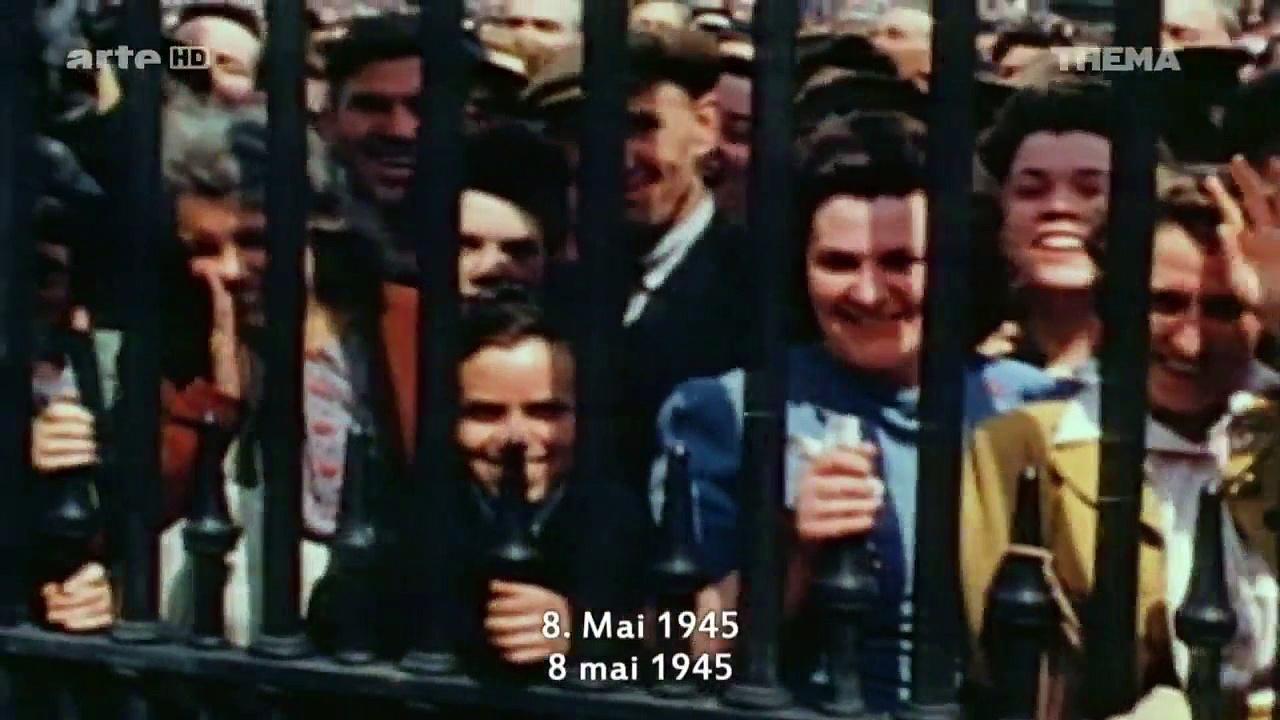 Documentaire Images de la libération des camps #2