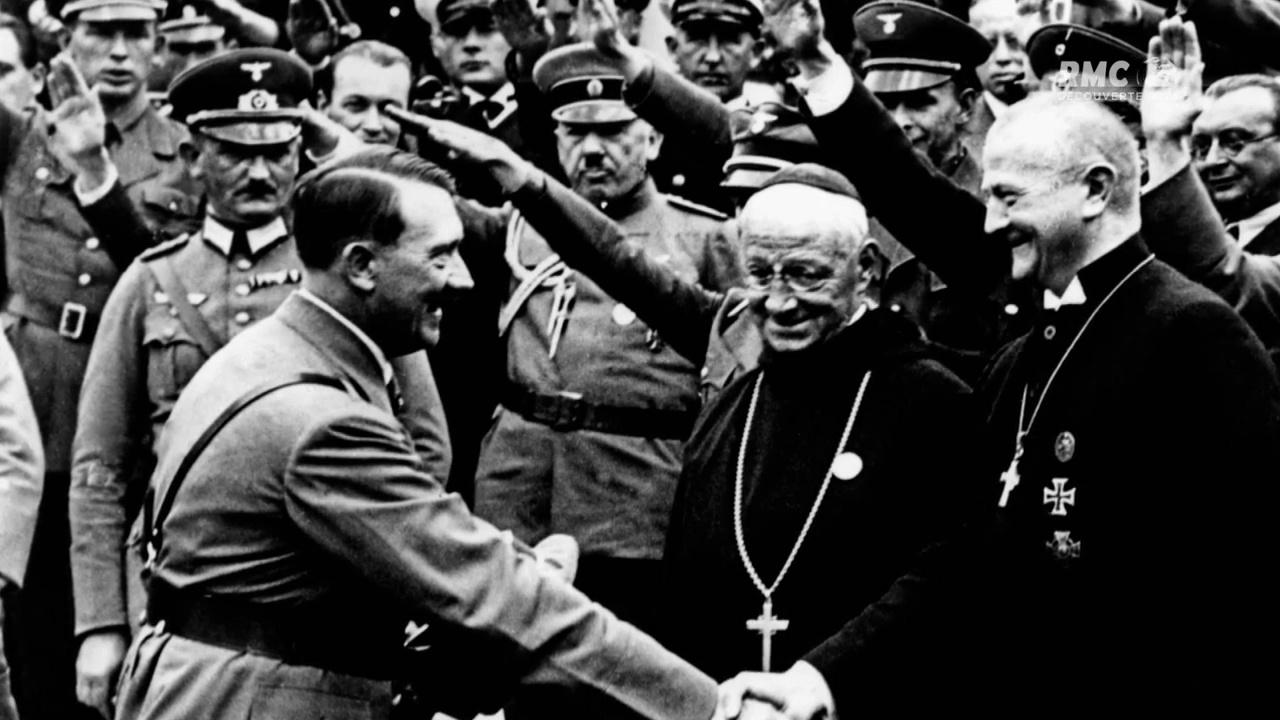 Documentaire La face cachée du Vatican