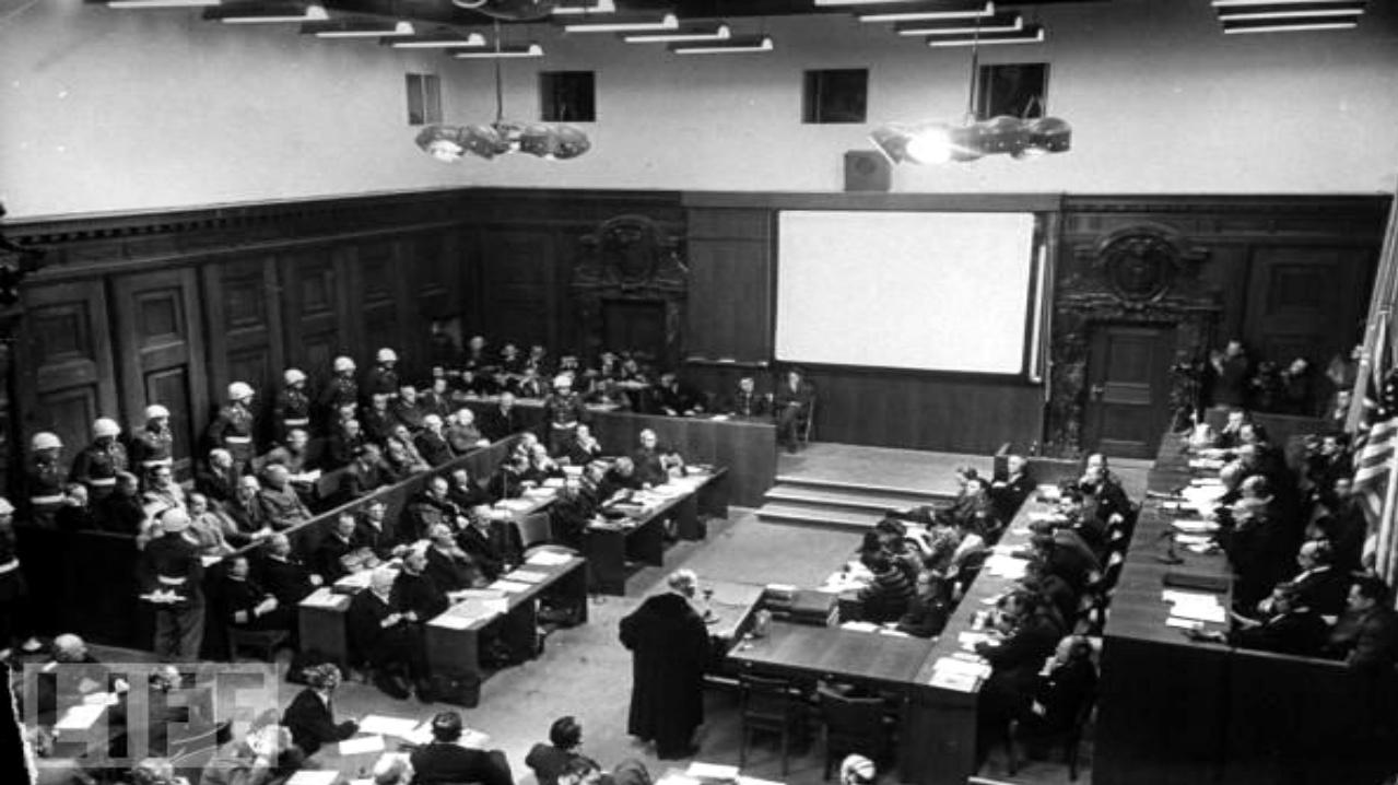 Documentaire Les grandes batailles, le procès de Nuremberg #2