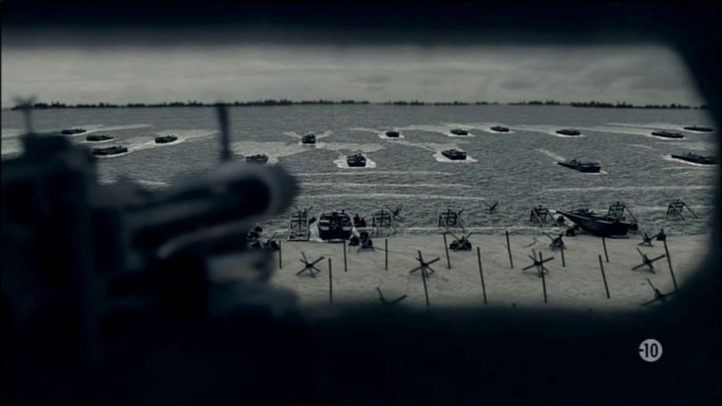 Documentaire Les survivants d'Omaha Beach #1