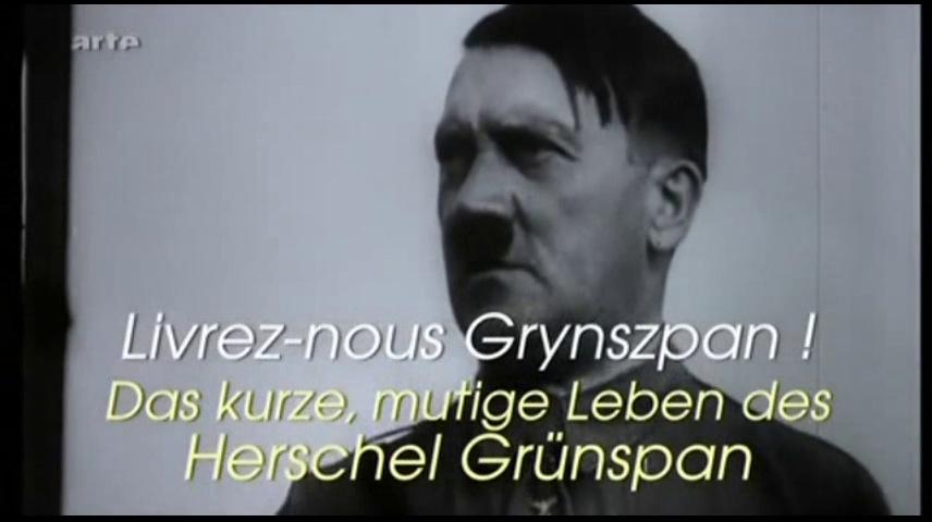 Documentaire Livrez-nous Grynszpan (1/2)