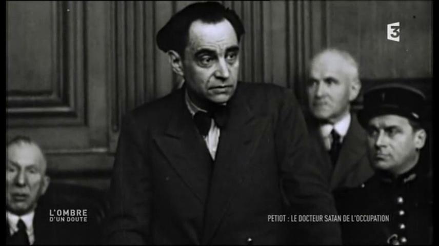 Documentaire Petiot, le docteur Satan de l'occupation #1