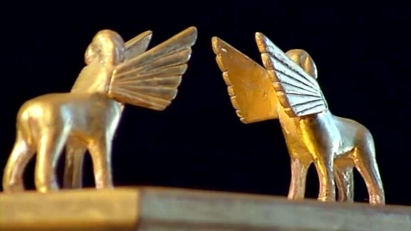 Documentaire A la recherche des reliques saintes – L'arche d'alliance