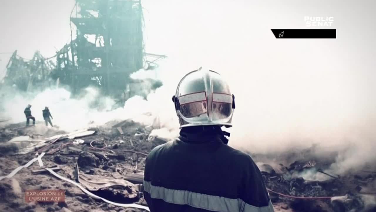 Documentaire Attention risques majeurs – AZF, souffle au coeur de la ville