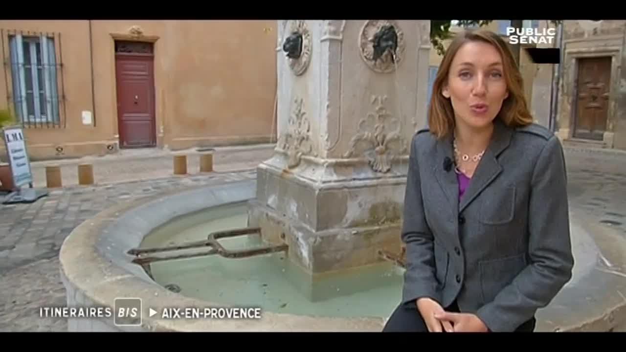 Documentaire Itinéraires bis – Aix-en-Provence, une ville privilégiée