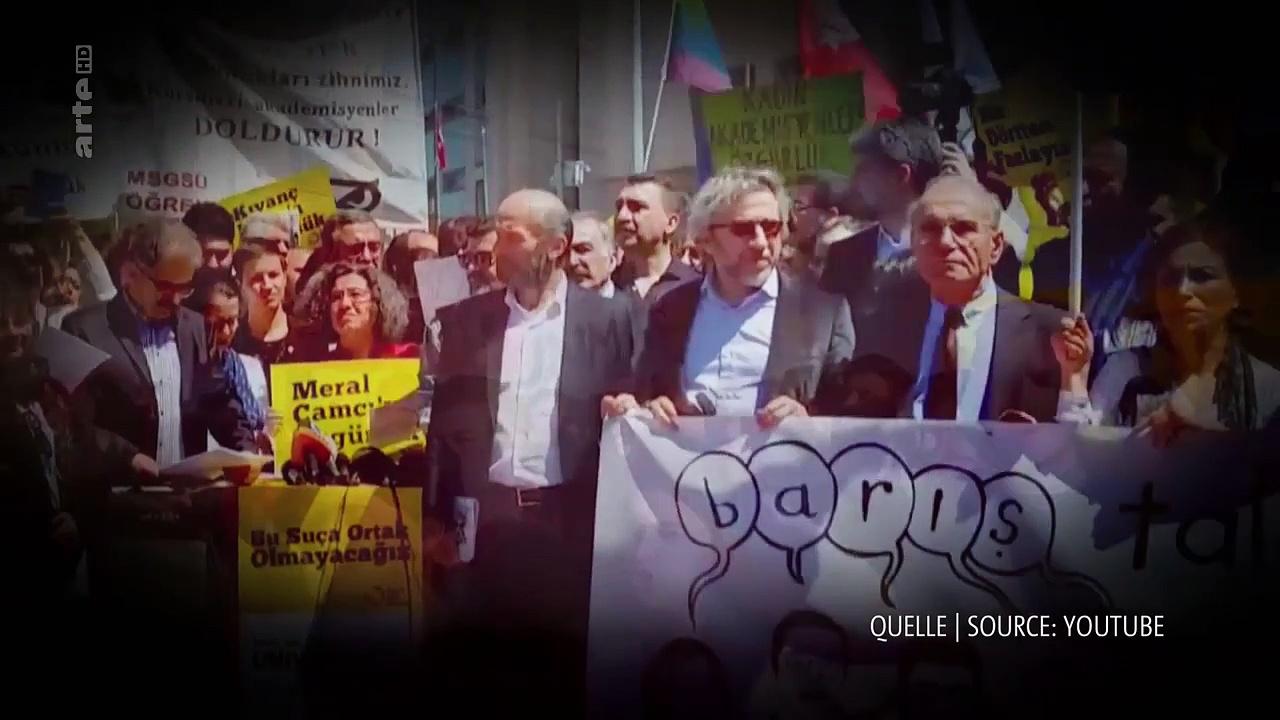 Documentaire Can Dundar – adieu a la Turquie