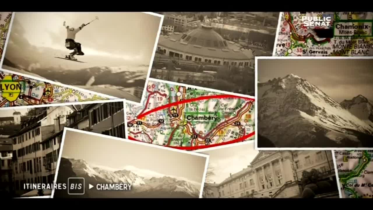 Documentaire Itinéraires bis – Chambéry : l'ancienne capitale