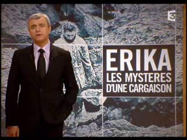 Documentaire Erika – les mystères d'une cargaison