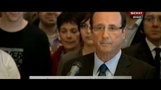 Documentaire François Hollande, de la Corrèze à l'Elysée