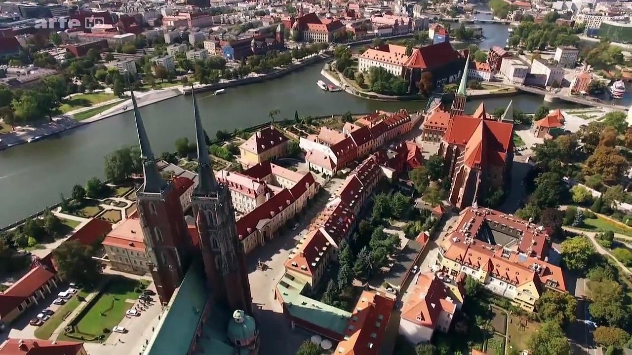 Documentaire Frontières d'eau – Le fleuve Oder