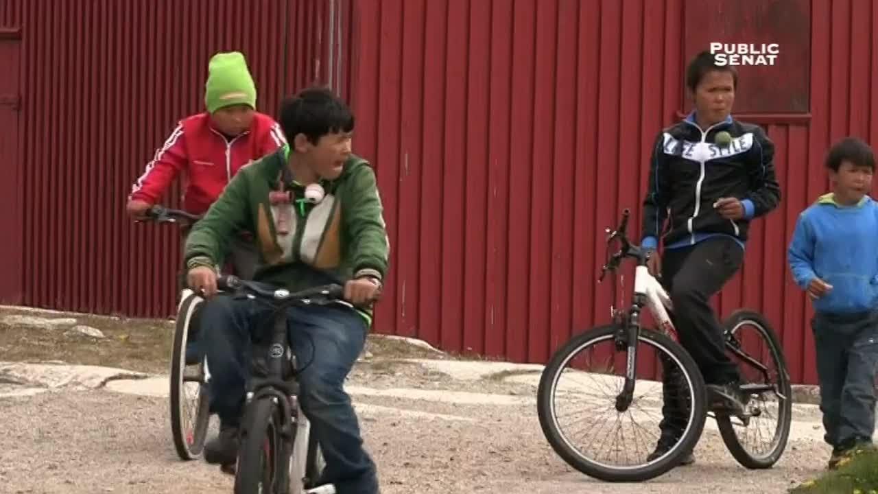 Documentaire Les dessous de la mondialisation – Groenland, l'indépendance au bout de la terre
