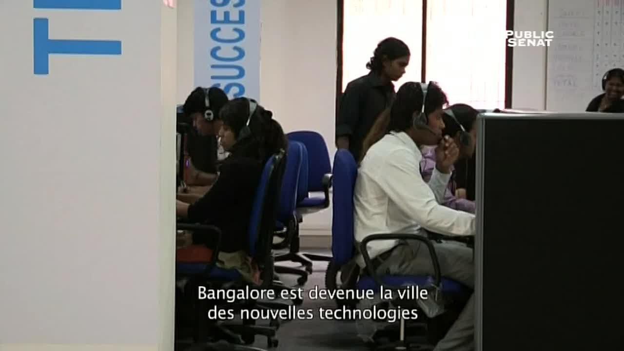 Documentaire Les dessous de la mondialisation – Inde : le mirage high-tech