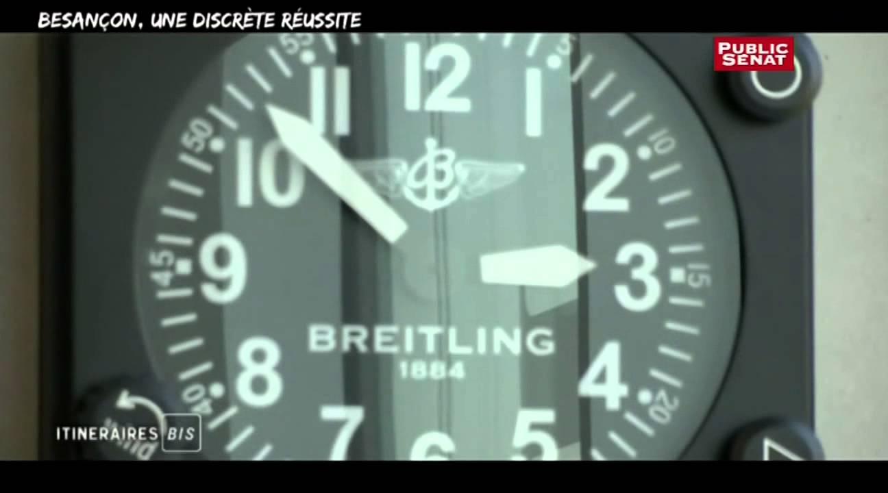 Documentaire Itinéraires Bis – Besançon, une discrète réussite