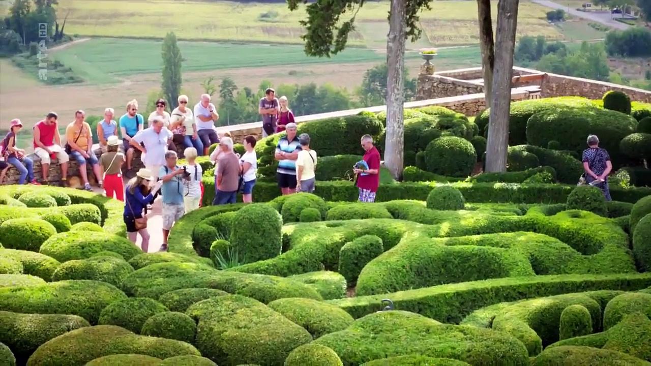 Documentaire La Dordogne – De Marqueyssac à la Gironde