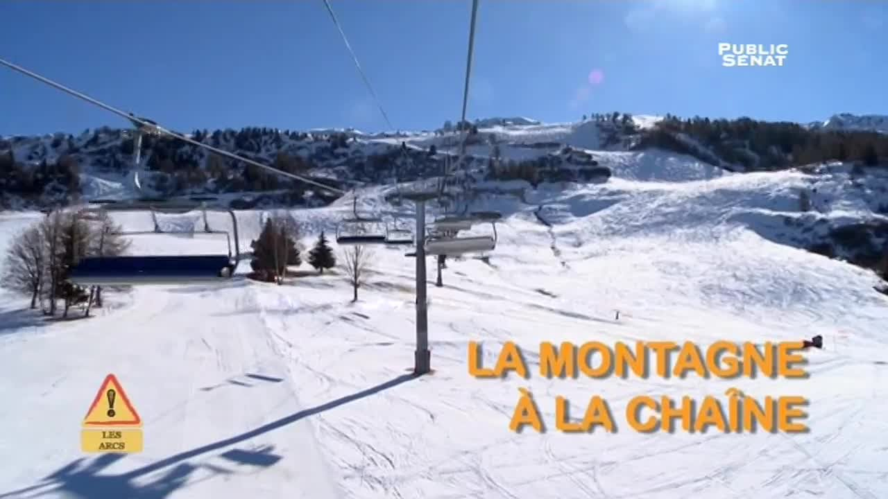 Documentaire Attention grands travaux – La montagne à la chaîne