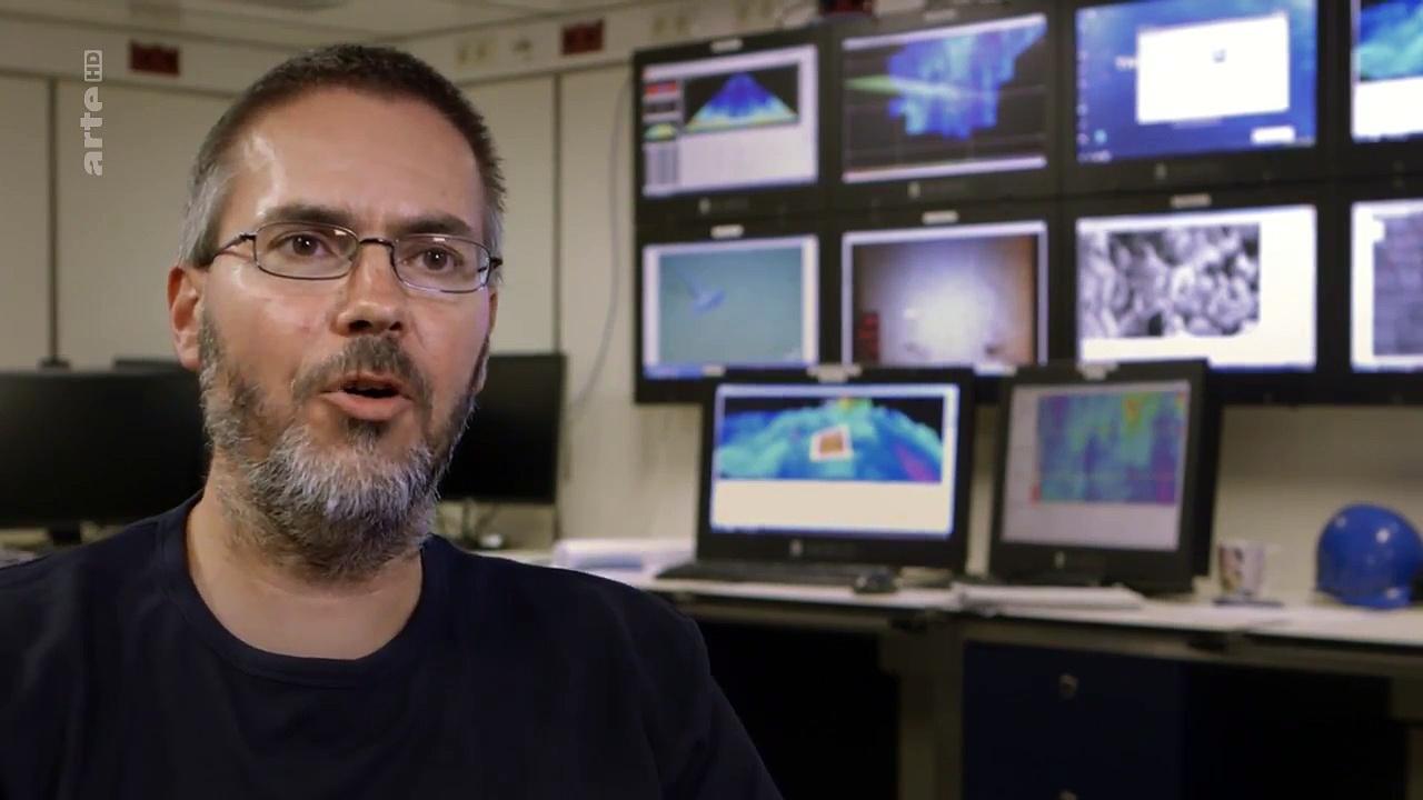 Documentaire La ruée vers les fonds marins du Pacifique – A la recherche du manganèse