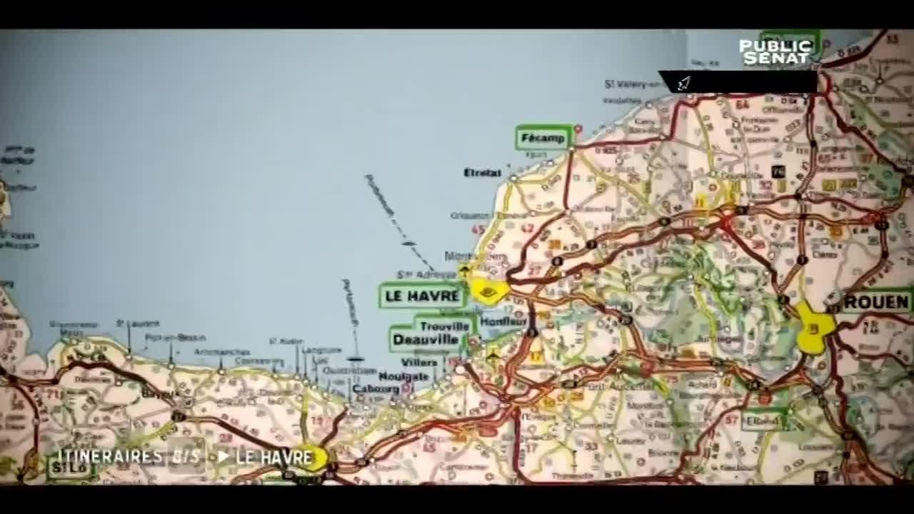 Documentaire Itinéraires bis – Le Havre, ville d'architectes