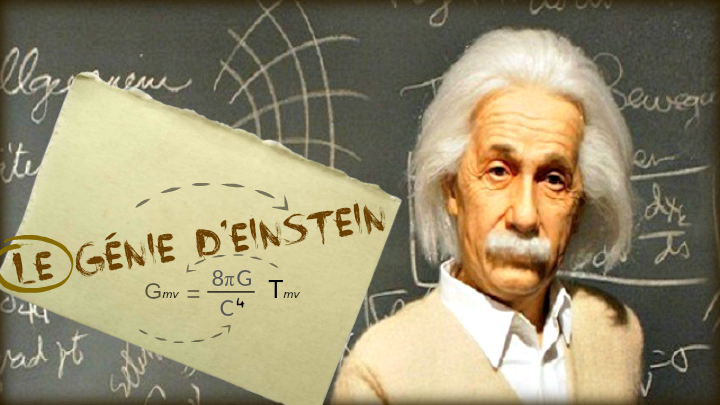 Documentaire Le génie d'Einstein