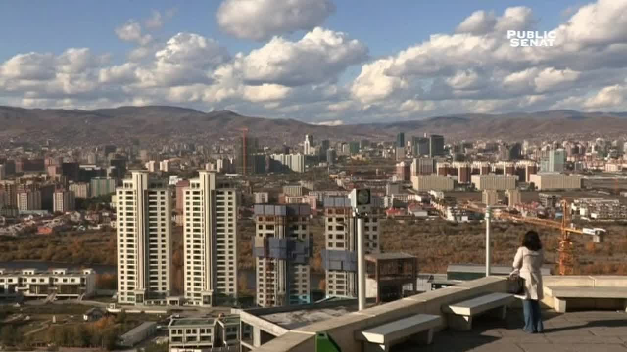 Documentaire Les dessous de la mondialisation – Mongolie, le souffle de la mondialisation