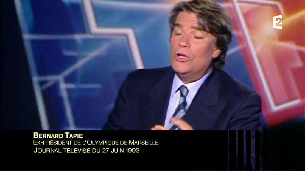 Documentaire OM – VA Tapie, le proc et les menteurs
