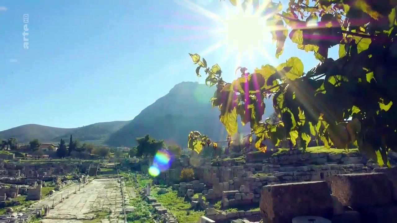 Documentaire Paysages d'ici et d'ailleurs – Corinthe, Grèce