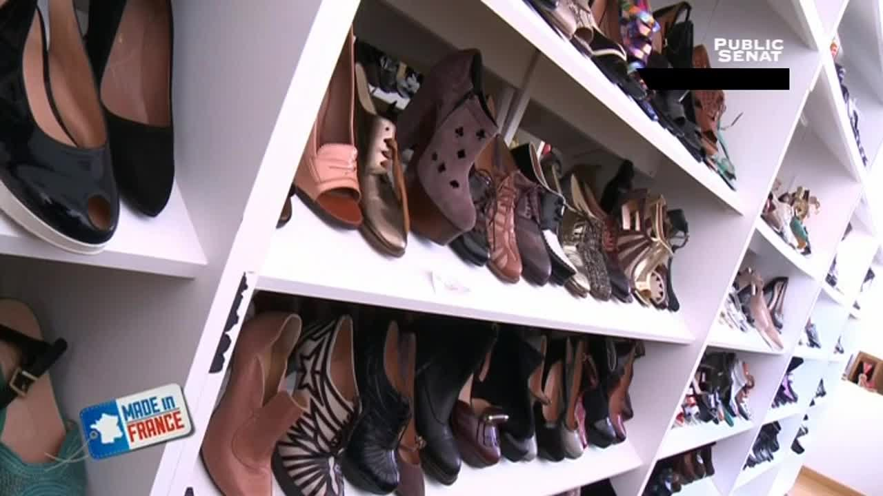 Documentaire Made in France – Romans, des chaussures qui marchent