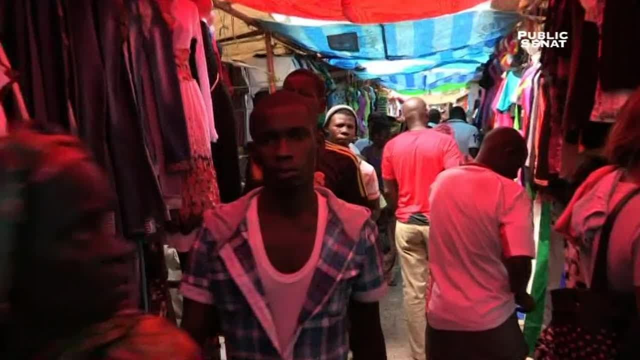 Documentaire Les dessous de la mondialisation – Sénégal : la fripe mondialisée
