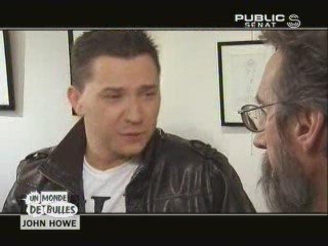 Documentaire Un monde de bulles – Spéciale John Howe