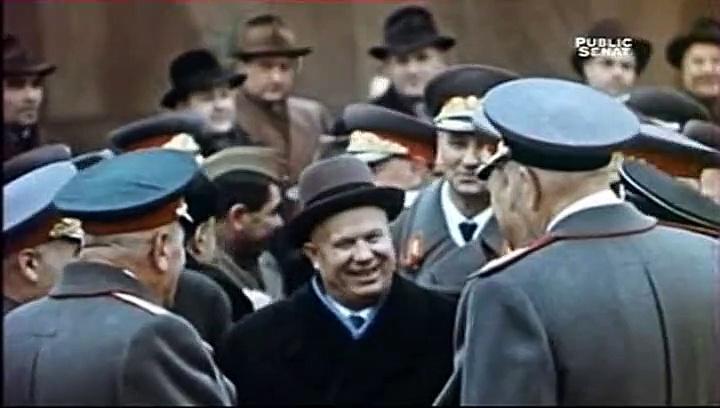 Documentaire La crise des missiles de Cuba 1962 – Le jour où la Terre s'arrêta (1/2)