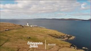 Documentaire Échappées belles – Écosse, intense et mystérieuse