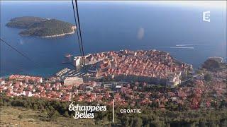 Documentaire Échappées belles – Croatie, voyage en Adriatique