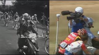 Documentaire Les miroirs du Tour de France (2) : les géants de la route