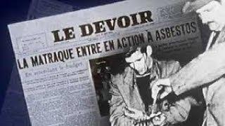 Documentaire Duplessis et la grève d'Asbestos – 13 février 1949