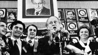 Documentaire Le Parti Québécois prend le pouvoir – 15 novembre 1976