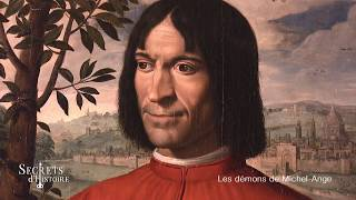 Documentaire Secrets d'histoire – Les démons de Michel-Ange