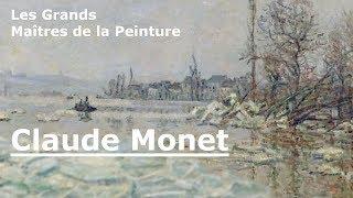 Documentaire Les grands maîtres de la peinture: Claude Monet