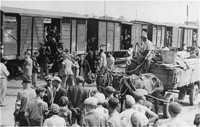Documentaire 1939, la Pologne en enfer – Rescapés des ghettos