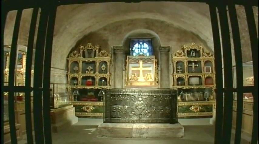 Documentaire A la recherche des reliques saintes – Le voile d'Oviedo