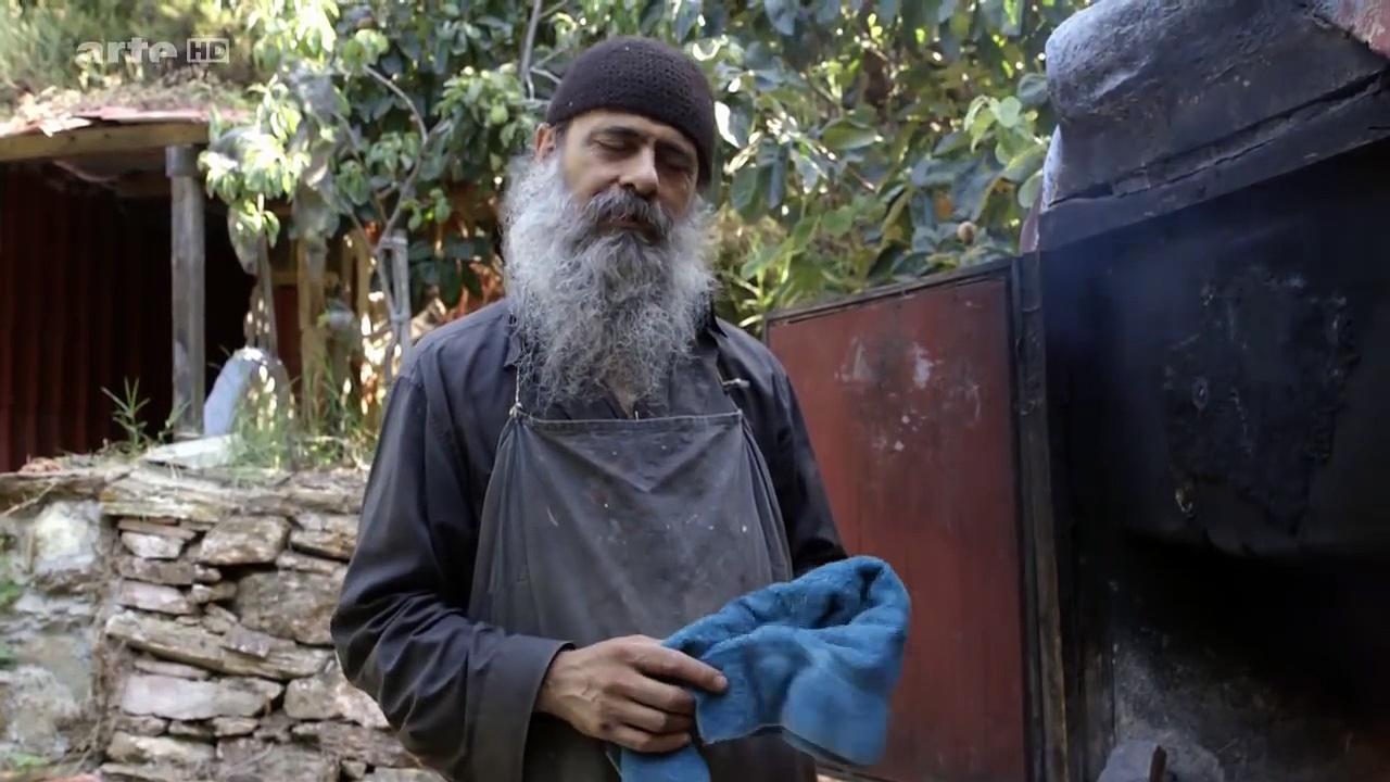 Documentaire Athos (2/2) – La montagne des moines
