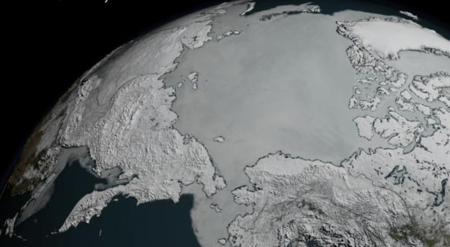 Documentaire Dans les glaces de l'Arctique