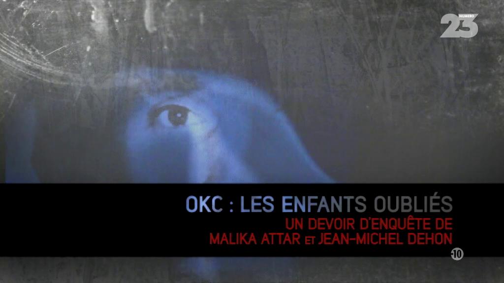 Documentaire Devoir d'enquête – OKC : secte des enfants oubliés
