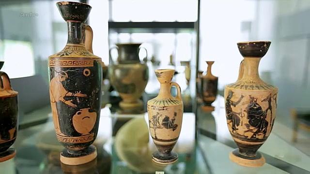 Documentaire Enquêtes Archéologiques – Un parfum d'Antiquité