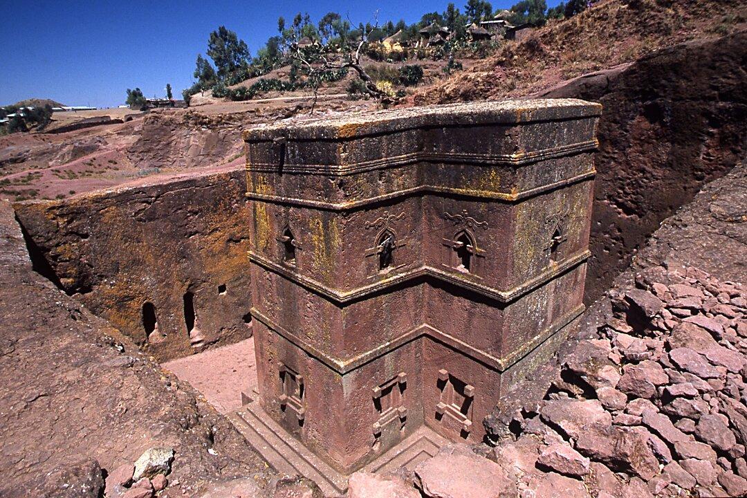 Documentaire Enquêtes Archéologiques – Éthiopie, la légende de Lalibela