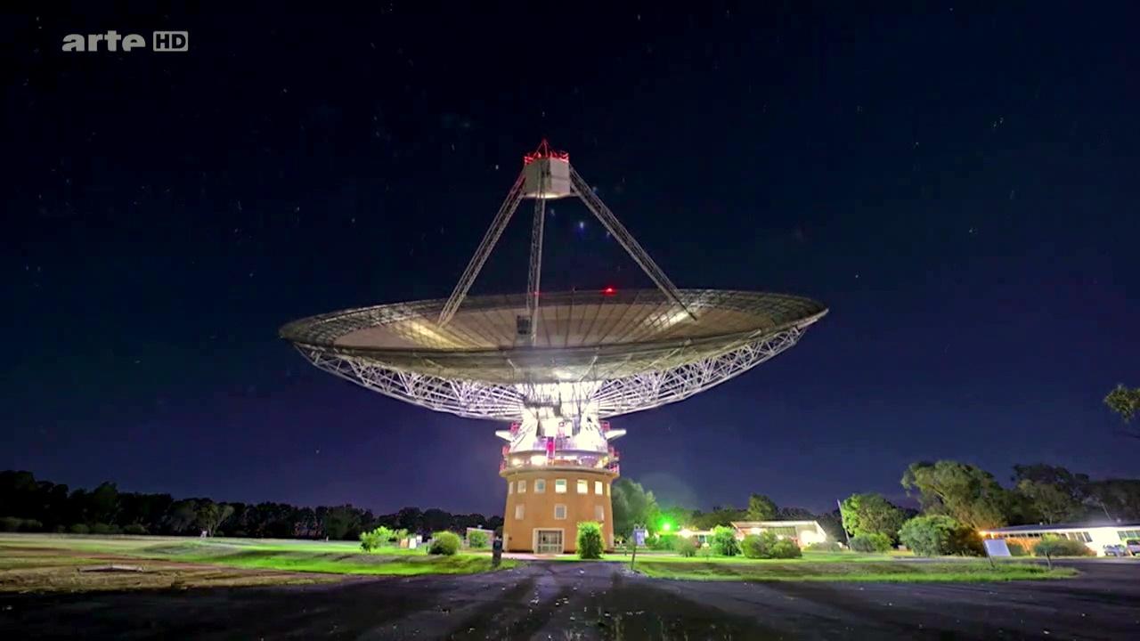 Documentaire Entre Terre et Ciel – Australie, l'énigme des Quasars