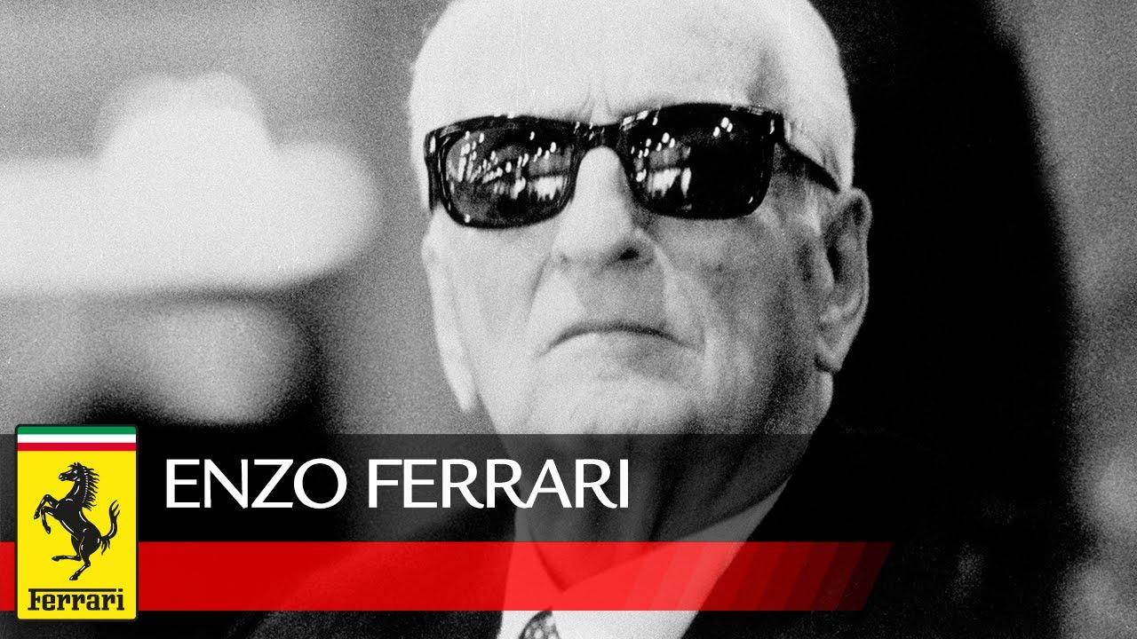 Documentaire Enzo Ferrari